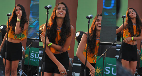 #17. To discover the musical talents of Monica Dogra who is a vocalist first and then actress. her first love