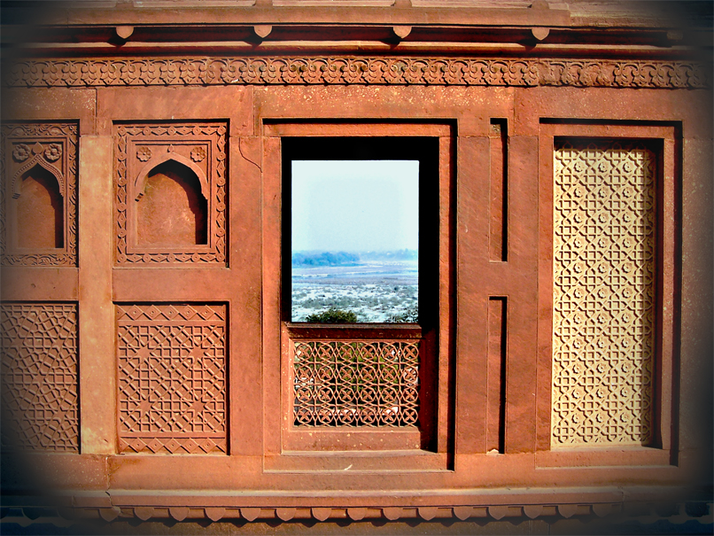 agra fort - Red Fort, Agra