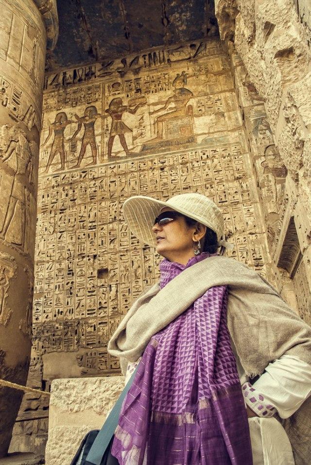Medina Habu Egypt