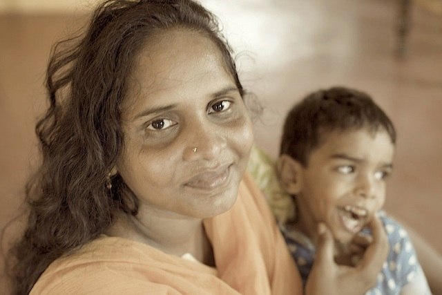 Caretakers main job involves feeding the children. Fussy eaters with disabilities makes this seemingly mundane task an everyday challenge.