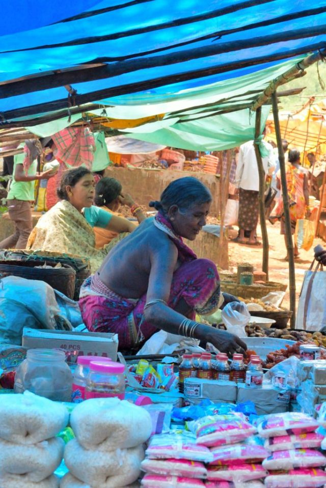 Cheap product in even cheaper plastic seems to have an attraction in our village markets. No one cares nor bothers with the toxic effects of such packaging.
