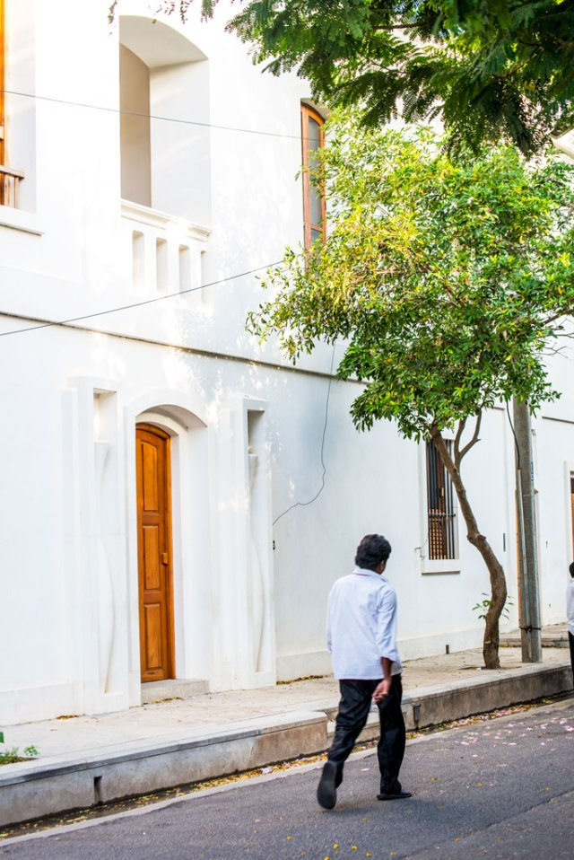 Pondicherry became a part of the as recently as 1954 when On July 16, 1954, the administration from the French administrators marked the end of 224 years of French rule.