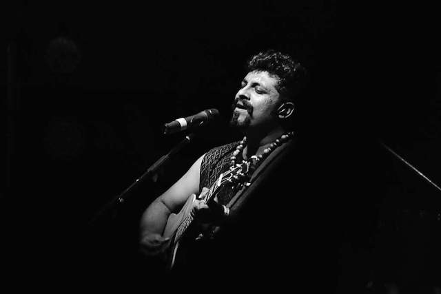 Sentiment forms the bedrock of the folksy tunes this band belts out. It's easy to see why lead vocalist and band front runner Raghu Dixit is so loved by an audience besotted by Bollywood.