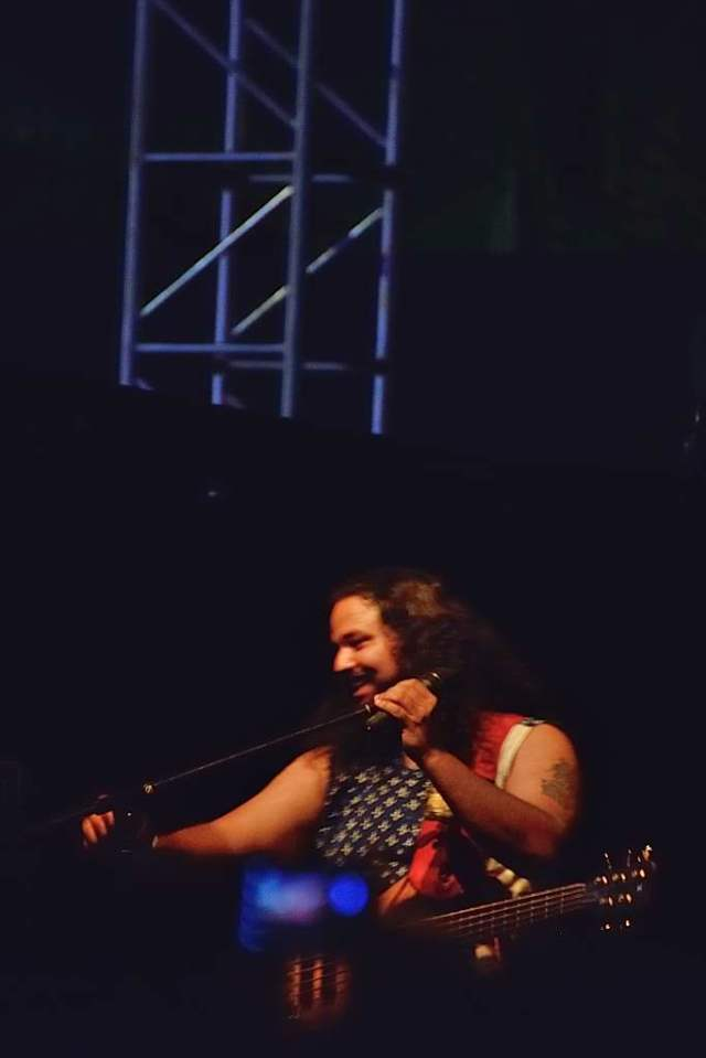 Raghu Dixit Project, 2014